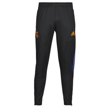 Odjeća Donji dio trenirke adidas Performance REAL TR PNT Crna