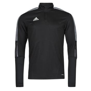 Odjeća Gornji dijelovi trenirke adidas Performance TIRO21 TR TOP Crna