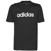 Odjeća Muškarci  Majice kratkih rukava adidas Performance M LIN SJ T Crna