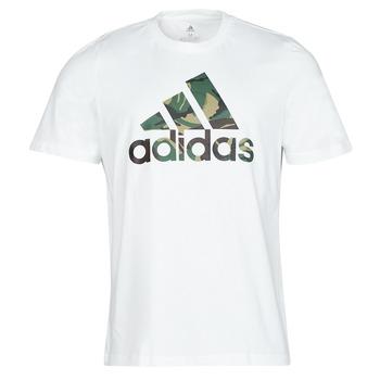 Odjeća Muškarci  Majice kratkih rukava adidas Performance M CAMO T Bijela
