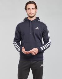 Odjeća Muškarci  Sportske majice adidas Performance M 3S FL HD Inkoust / Legend