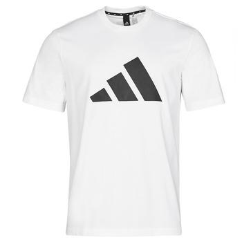 Odjeća Muškarci  Majice kratkih rukava adidas Performance M FI 3B TEE Bijela