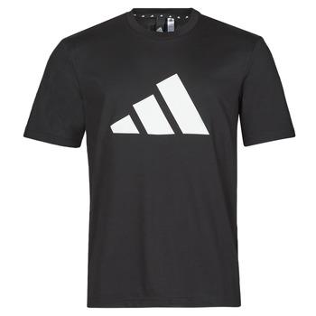 Odjeća Muškarci  Majice kratkih rukava adidas Performance M FI 3B TEE Crna