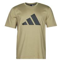Odjeća Muškarci  Majice kratkih rukava adidas Performance M FI 3B TEE Zelena / Orbite
