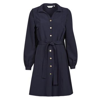 Odjeća Žene  Kratke haljine Naf Naf LAMARINETTE Blue