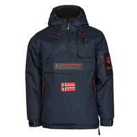 Odjeća Muškarci  Parke Geographical Norway BARKER Blue