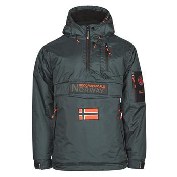 Odjeća Muškarci  Parke Geographical Norway BARKER Siva / Zagasita
