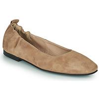 Obuća Žene  Balerinke i Mary Jane cipele Betty London PETRUS Boja konjaka