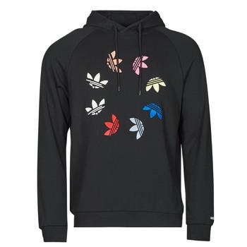 Odjeća Muškarci  Sportske majice adidas Originals ST HOODY Crna