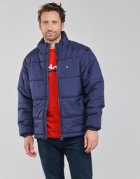 Odjeća Muškarci  Pernate jakne adidas Originals PAD STAND PUFF Nebesko plava / Night