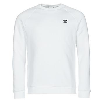 Odjeća Muškarci  Sportske majice adidas Originals ESSENTIAL CREW Bijela