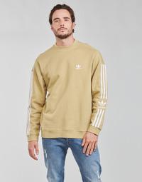 Odjeća Muškarci  Sportske majice adidas Originals LOCK UP CREW Ton / Bež