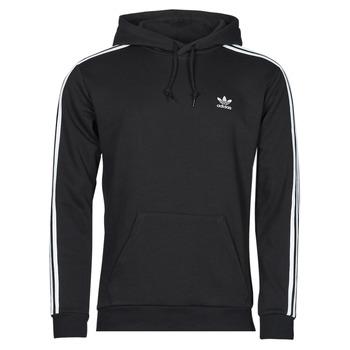 Odjeća Muškarci  Sportske majice adidas Originals 3-STRIPES HOODY Crna