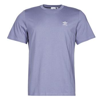 Odjeća Muškarci  Majice kratkih rukava adidas Originals ESSENTIAL TEE Ljubičasta / Orbite