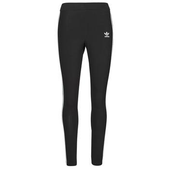 Odjeća Žene  Tajice adidas Originals 3 STRIPES TIGHT Crna