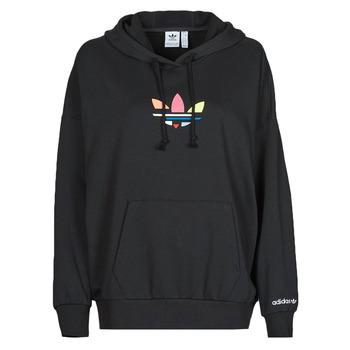 Odjeća Žene  Sportske majice adidas Originals HOODIE Crna