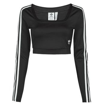 Odjeća Žene  Majice dugih rukava adidas Originals LONG SLEEVE Crna