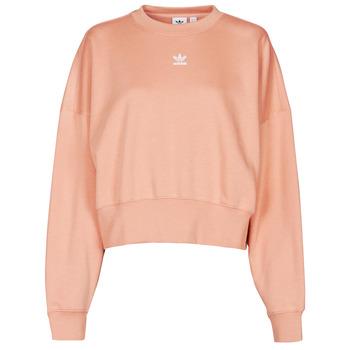 Odjeća Žene  Sportske majice adidas Originals SWEATSHIRT Blush / Ambiant