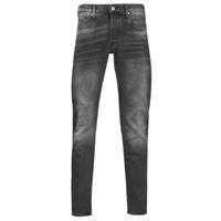Odjeća Muškarci  Slim traperice G-Star Raw 3301 SLIM Siva