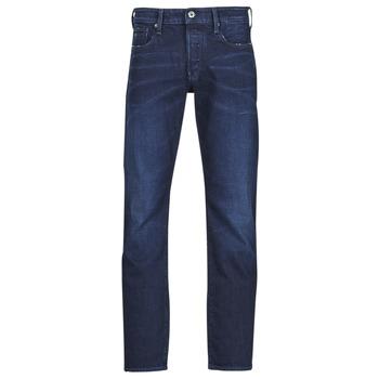 Odjeća Muškarci  Traperice ravnog kroja G-Star Raw 3301 STRAIGHT Blue