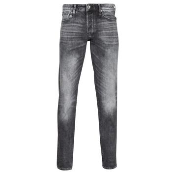 Odjeća Muškarci  Traperice ravnog kroja G-Star Raw 3301 STRAIGHT TAPERED Siva