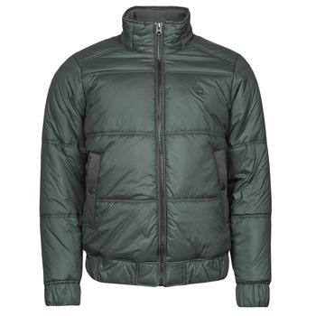 Odjeća Muškarci  Pernate jakne G-Star Raw MEEFIC QUILTED JKT Zelena