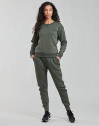 Odjeća Žene  Donji dio trenirke G-Star Raw PREMIUM CORE 3D TAPERED SW PANT WMN Siva