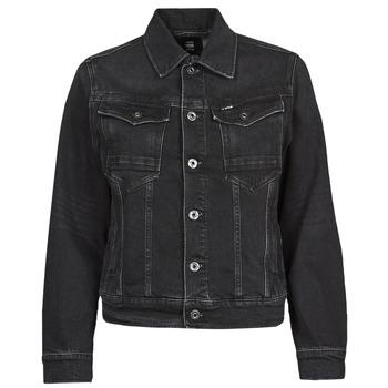 Odjeća Žene  Traper jakne G-Star Raw ARC 3D JACKET Crna