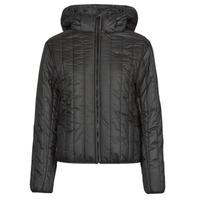 Odjeća Žene  Pernate jakne G-Star Raw MEEFIC VERTICAL QUILTED JACKET Crna