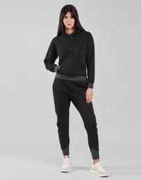 Odjeća Žene  Sportske majice G-Star Raw PREMIUM CORE HOODED SW WMN LS Crna