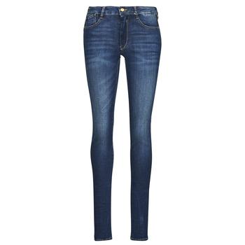 Odjeća Žene  Slim traperice Le Temps des Cerises PULP HIGH OLBIA Blue