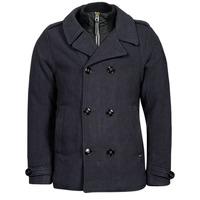 Odjeća Muškarci  Kaputi Petrol Industries JACKET WOOL Blue