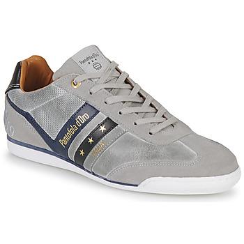 Obuća Muškarci  Niske tenisice Pantofola d'Oro VASTO UOMO LOW Siva