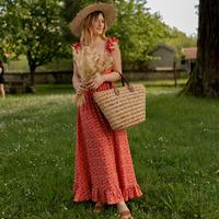 Odjeća Žene  Duge haljine Céleste AURORE version courte Red