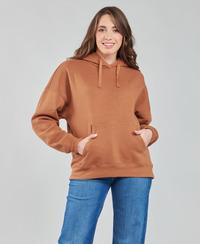Odjeća Žene  Sportske majice Volcom STONE HEART HOODIE Smeđa