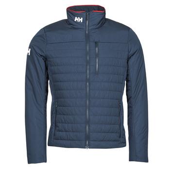 Odjeća Muškarci  Kratke jakne Helly Hansen CREW INSULATOR JACKET 2.0 Blue
