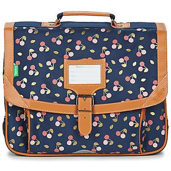 Torbe Djevojčica Školske torbe Tann's ALEXA CARTABLE 38 CM Blue