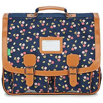 Torbe Djevojčica Školske torbe Tann's ALEXA CARTABLE 41 CM Blue