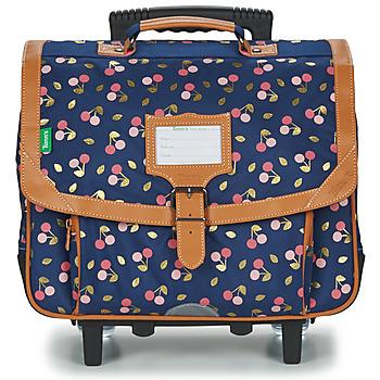 Torbe Djevojčica (Školske) torbe s kotačićima Tann's ALEXA TROLLEY CARTABLE 38 CM Blue