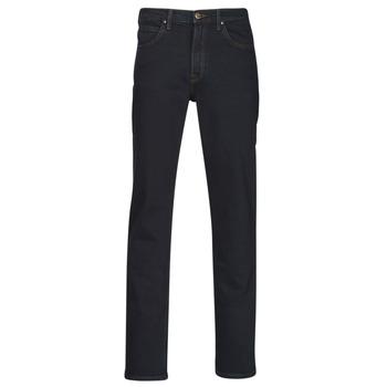 Odjeća Muškarci  Traperice ravnog kroja Lee BROOKLYN STRAIGHT Blue / Crna
