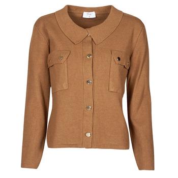 Odjeća Žene  Puloveri Betty London PEPINA Camel