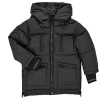 Odjeća Djevojčica Pernate jakne Karl Lagerfeld DIAMANT NOIR Crna