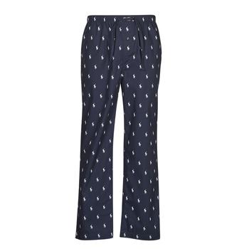 Odjeća Muškarci  Pidžame i spavaćice Polo Ralph Lauren PJ PANT SLEEP BOTTOM Blue