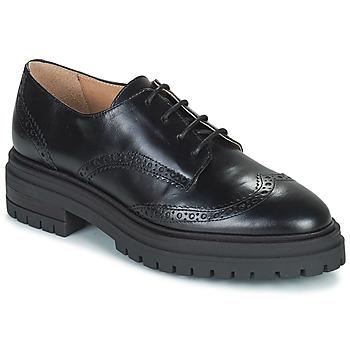 Obuća Žene  Derby cipele San Marina MAYLI Crna