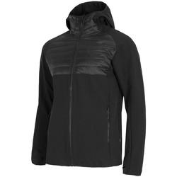 Odjeća Muškarci  Jakne 4F KUMH060 Crna