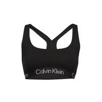 Donje rublje Žene  Topovi Calvin Klein Jeans UNLINED BRALETTE Crna