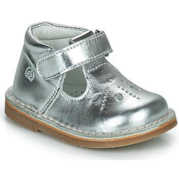 Obuća Djevojčica Balerinke i Mary Jane cipele Citrouille et Compagnie OTAL Srebrna