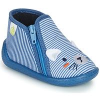 Obuća Dječak  Papuče Citrouille et Compagnie PASTA Blue