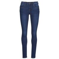 Odjeća Žene  Slim traperice Noisy May NMJEN Blue / Zagasita