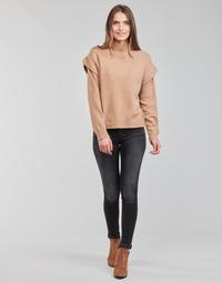 Odjeća Žene  Skinny traperice Replay LUZIEN Crna